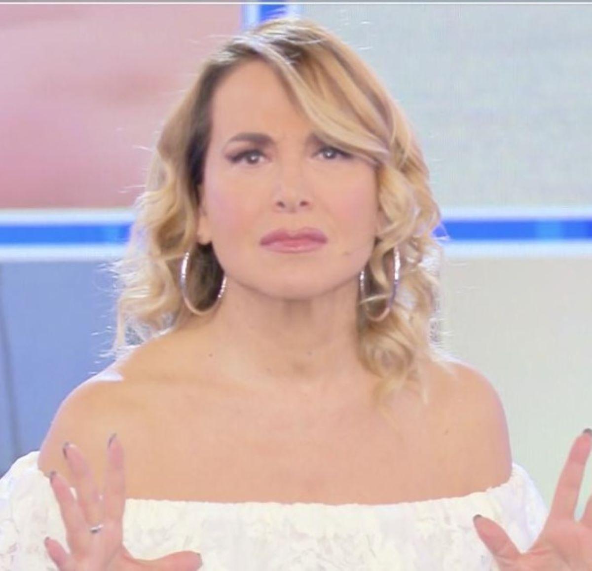 Barbara D'Urso Voci Mediaset Via Elisabetta Gregoraci