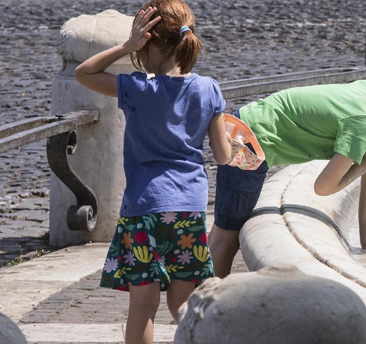 Italia bollino arancione città ondata calore