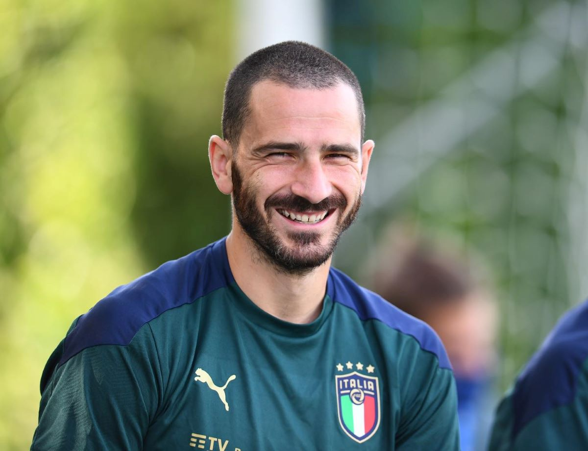 Leonardo Bonucci Chi è la Moglie Martina Maccari