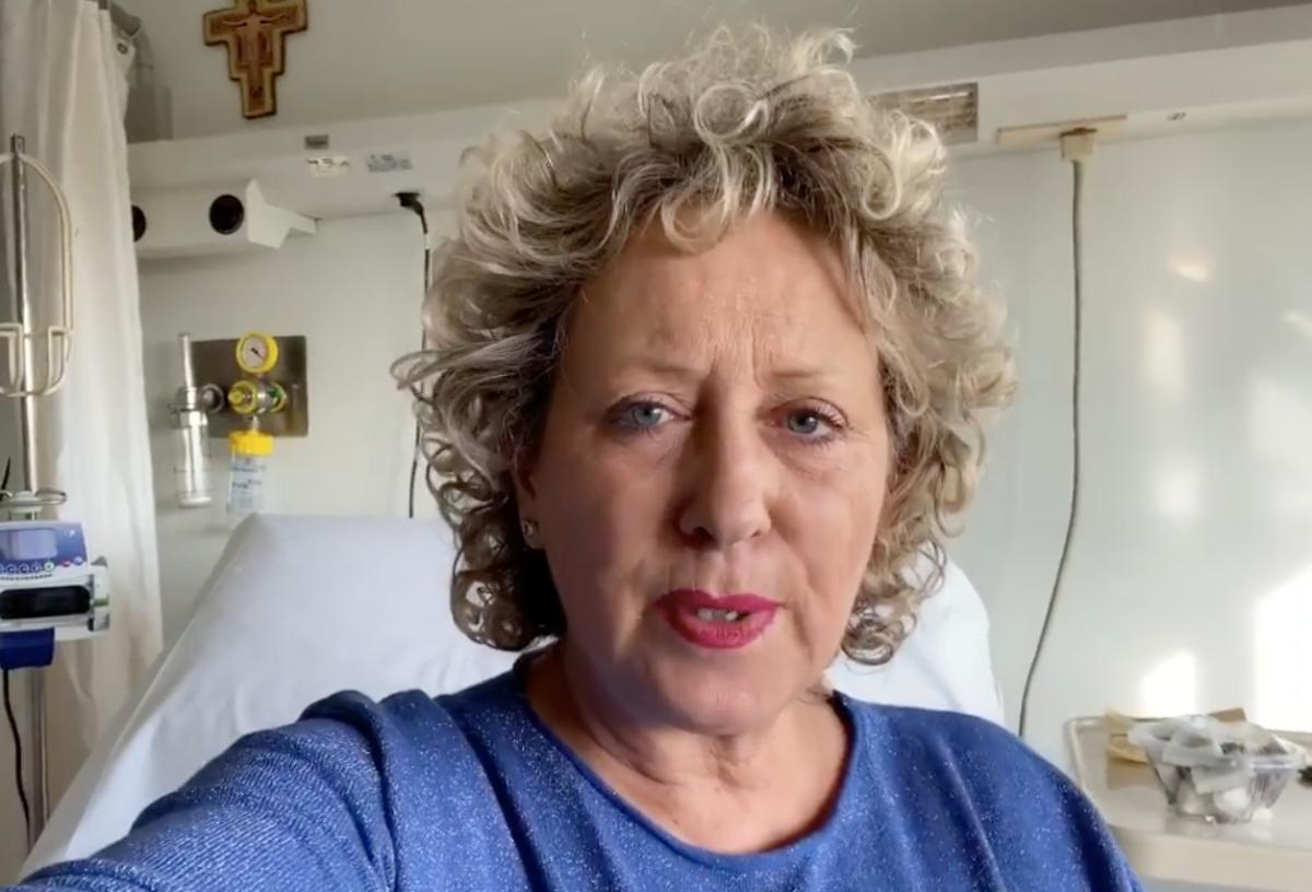 Carolyn Smith Tumore Condizioni Controllo