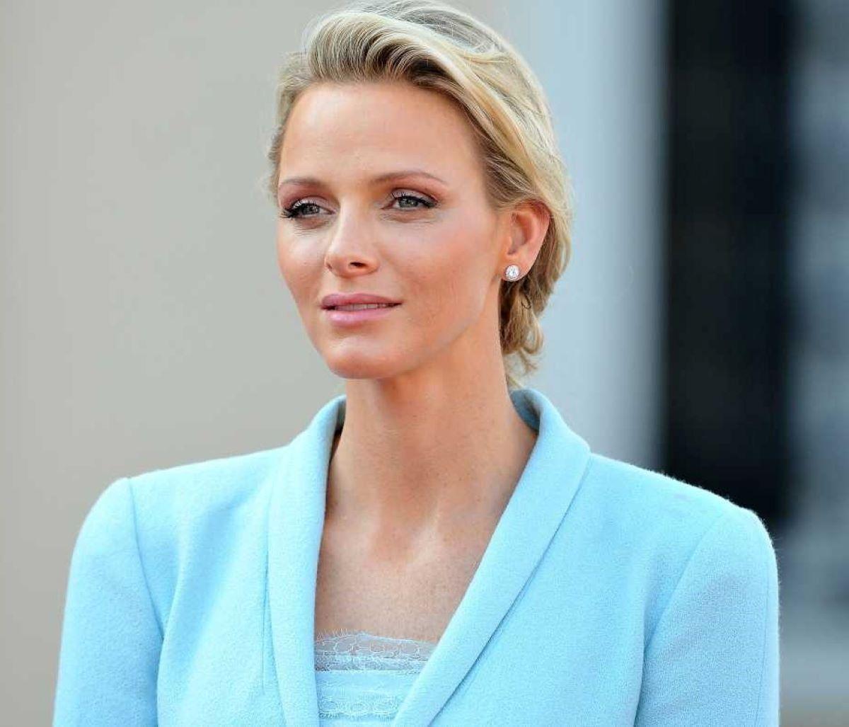 Charlène di Monaco Sta Male Operazione Chirurgica No Anniversario Alberto di Monaco