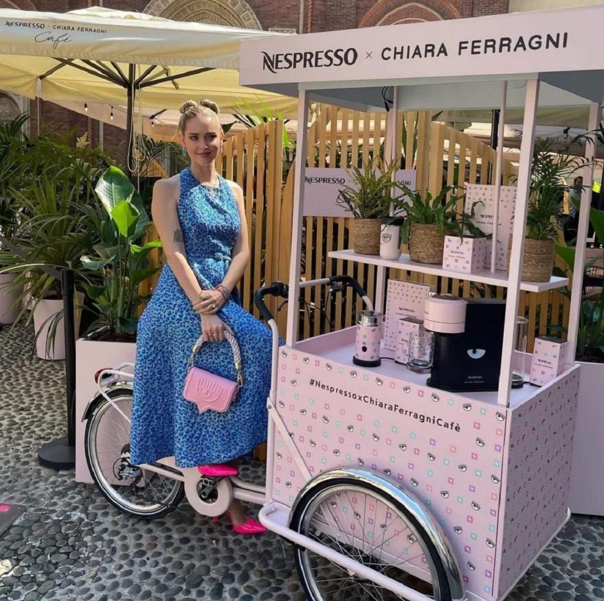 Chiara Ferragni cover lusso prezzo