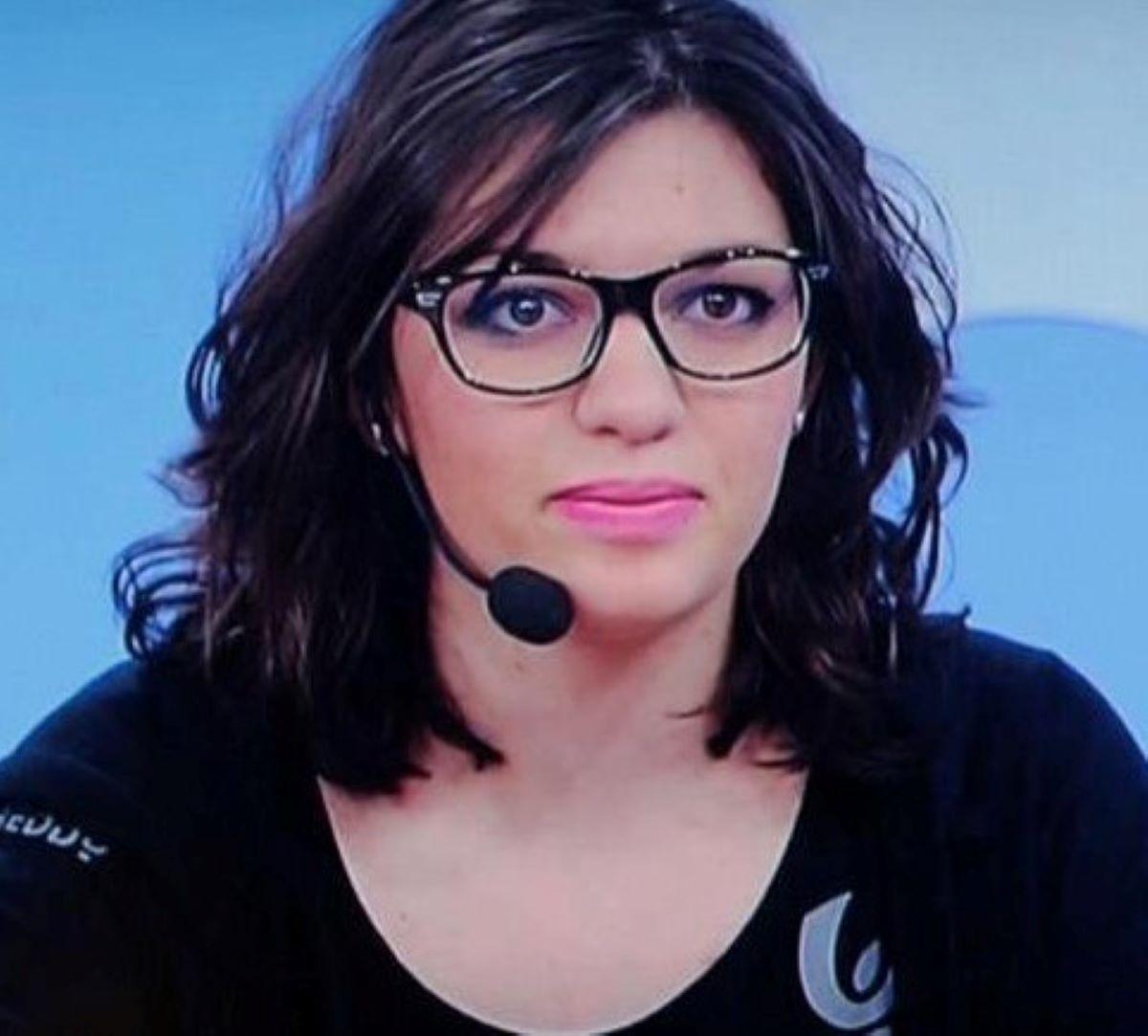 Chiara Provvidenza Amici 12 Cosa Fa Oggi Vocal Coach