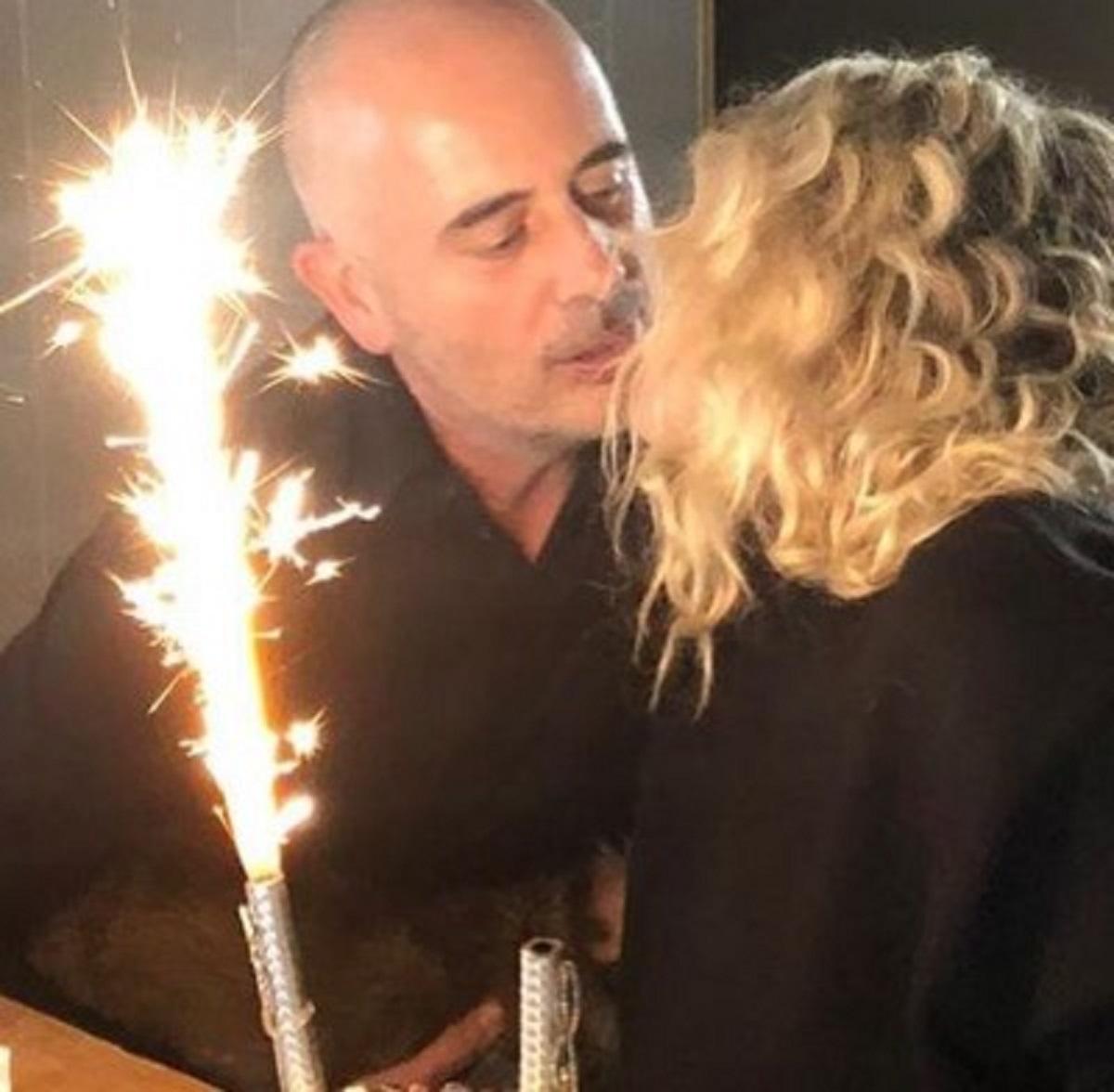 Antonella Clerici matrimonio Vittorio Garrone