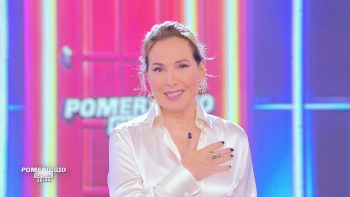 Barbara D'Urso Riconferma Voci Domenica Live Mediaset