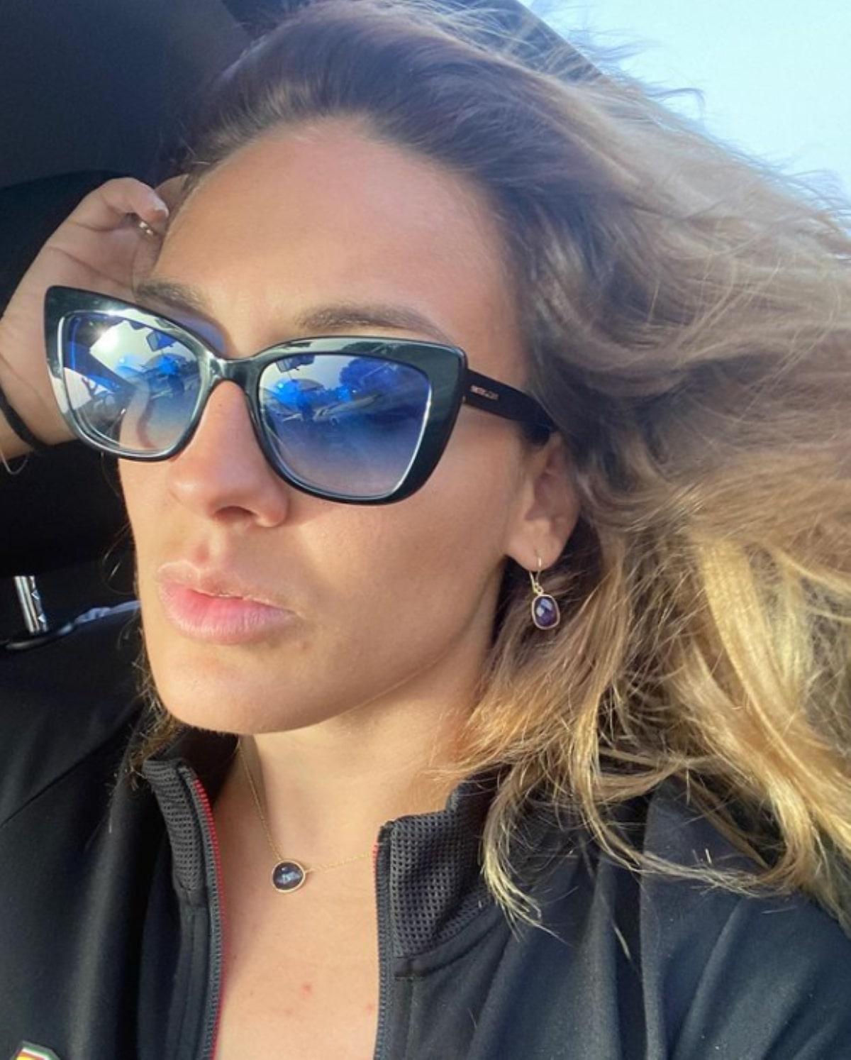 Francesca Manzini Tumore Dolore Quasi Uccisa Confessione