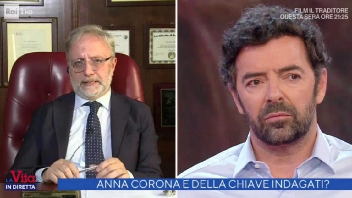 Giacomo Frazzitta la vita in diretta