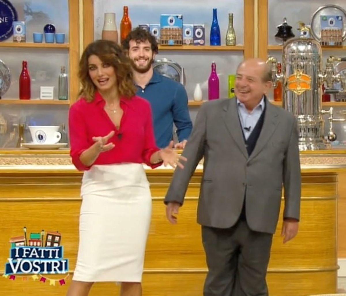 Giancarlo Magalli I Fatti Vostri Motivi Addio