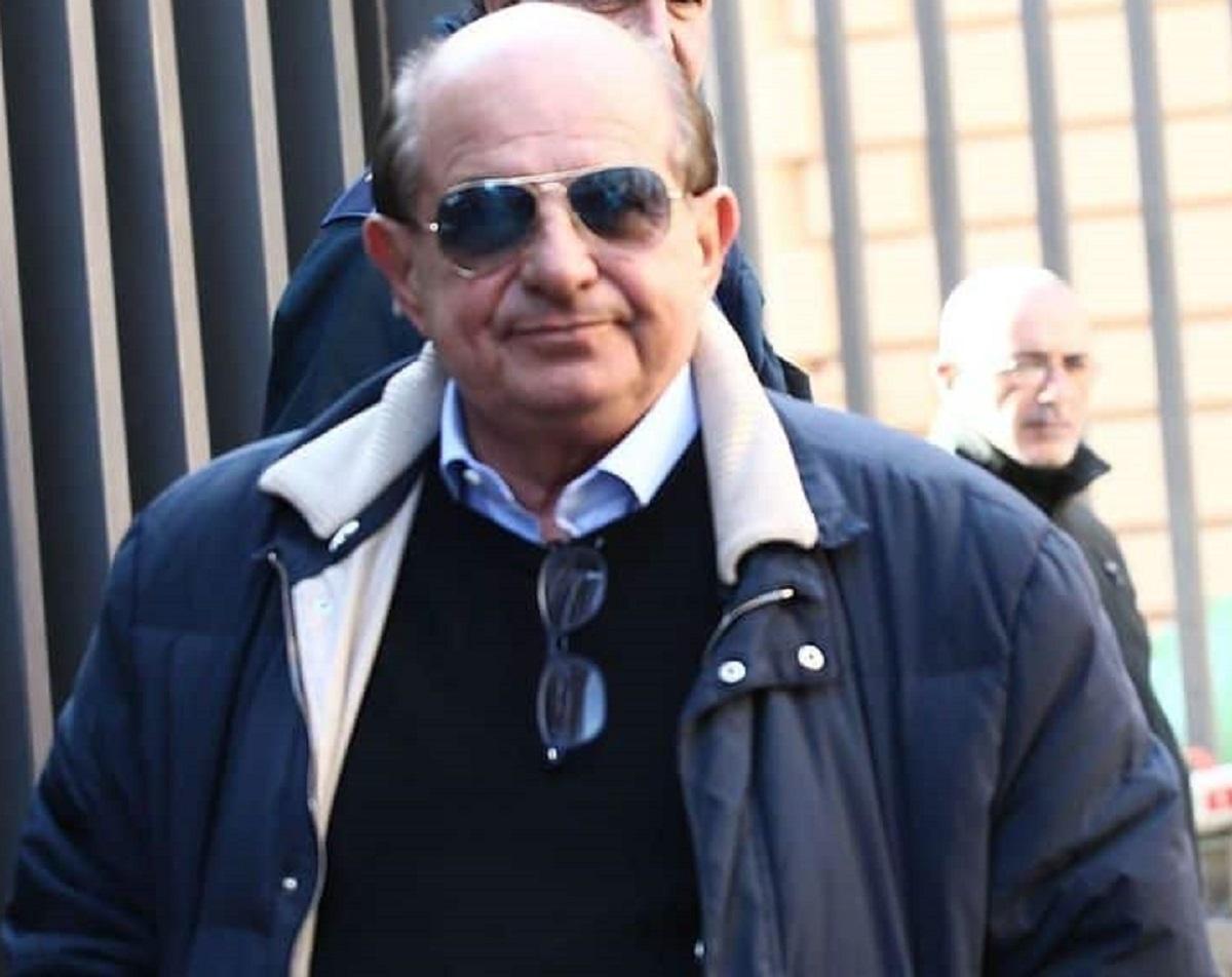 Giancarlo Magalli testimone contro sorella Monica