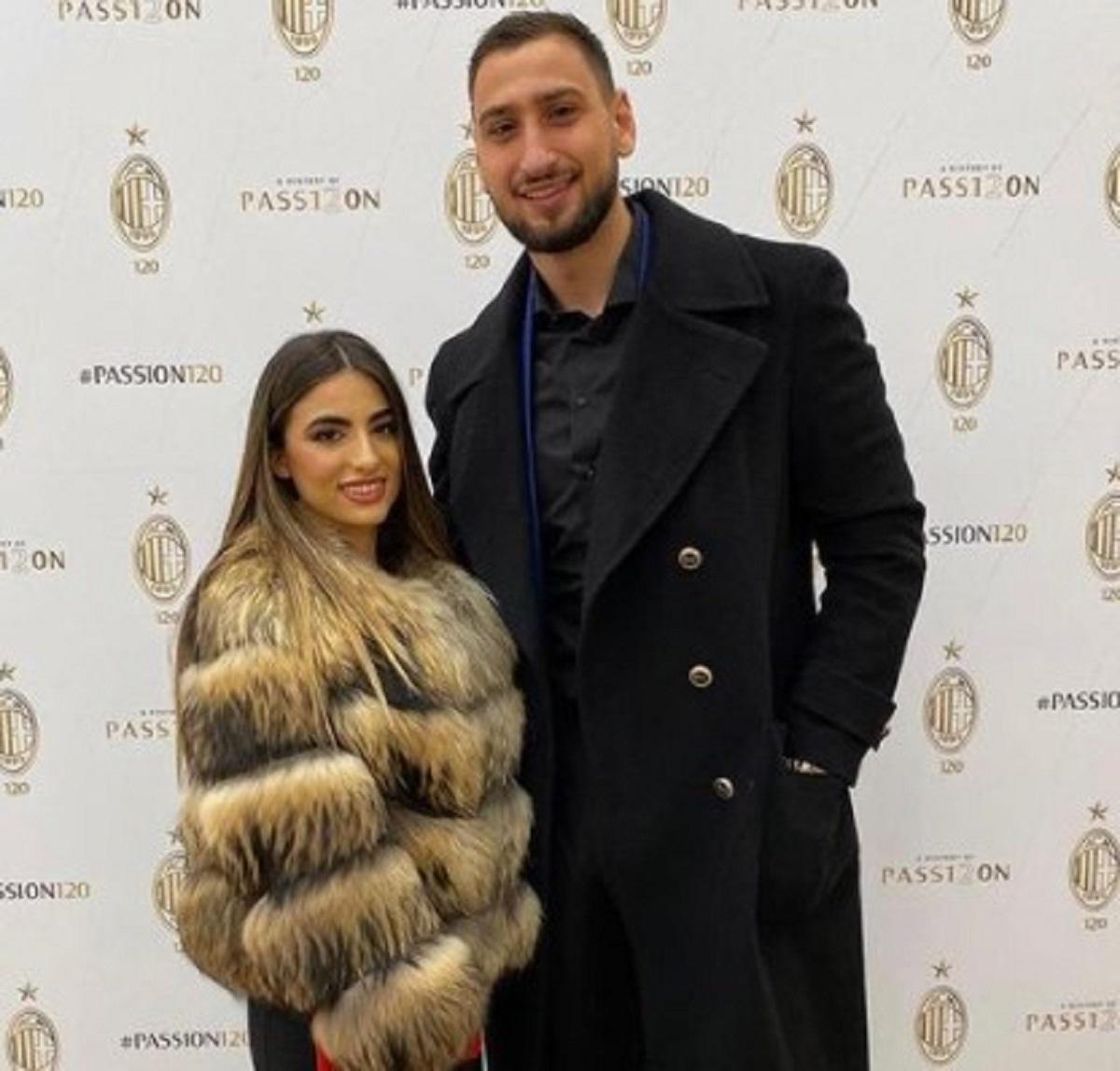 Gigi Donnarumma fidanzata Alessia Elefante