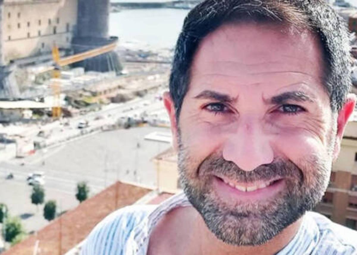 Giuseppe Di Tommaso giornalista Vita in diretta Nicola