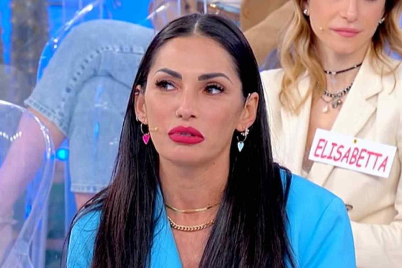 Ida Platano Gemma Galgani Uomini e Donne Rapporto