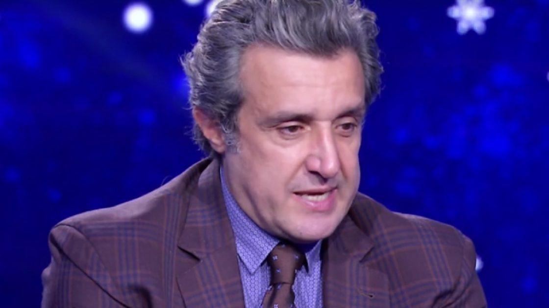 Flavio Insinna L'Eredità Campione Paolo Gita Sangue
