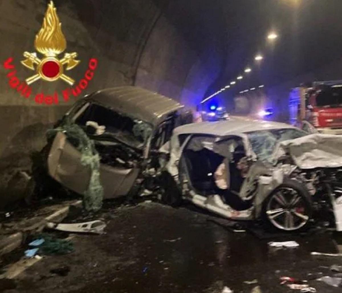 Iseo incidente galleria morti Andrea Fonti Elisa Ravizzola