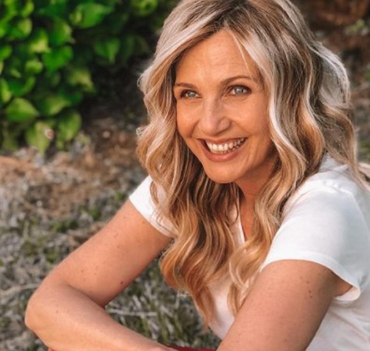 Lorella Cuccarini dedica Rosa Di Grazia Amici