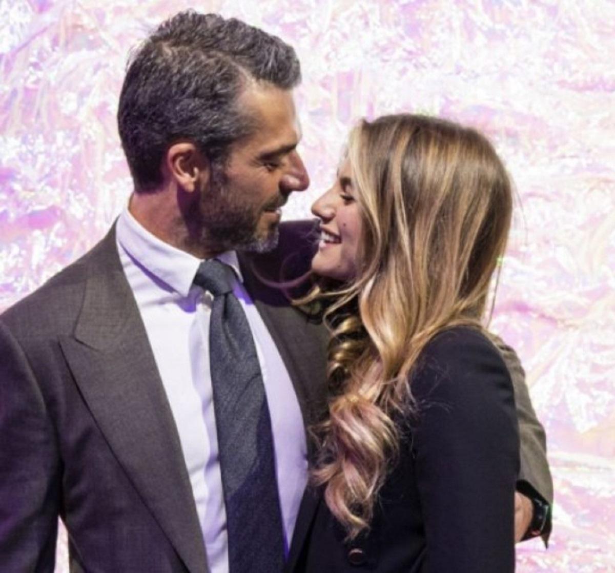 Luca Argentero Cristina Marino nozze segrete conferma