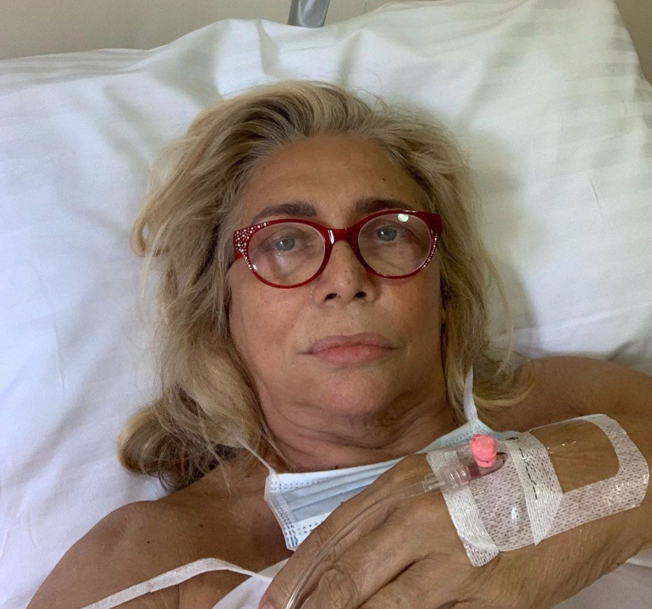 Mara Venier Operazione Denti Condizioni Salute