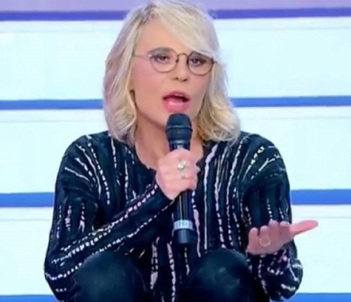 Maria De Filippi Samantha Curcio verità conduttrice Uomini e Donne