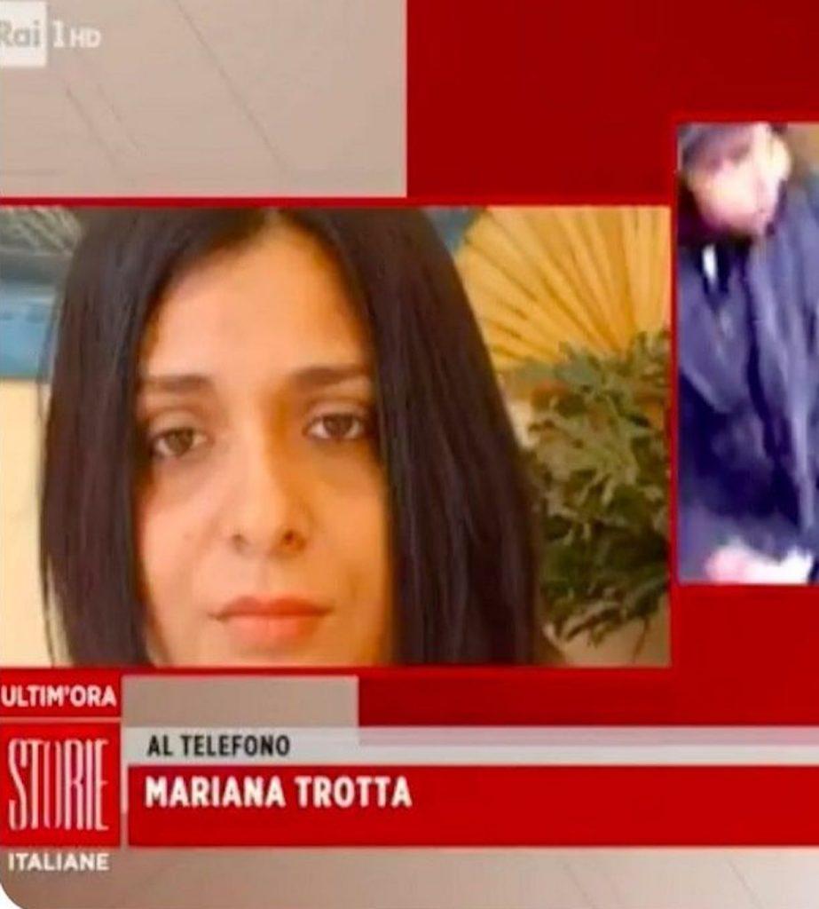 Mariana Trotta storie italiane