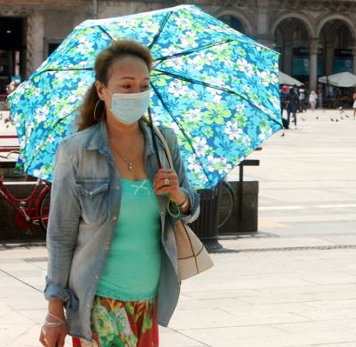 Meteo Italia cappa attenzione caldo temporali