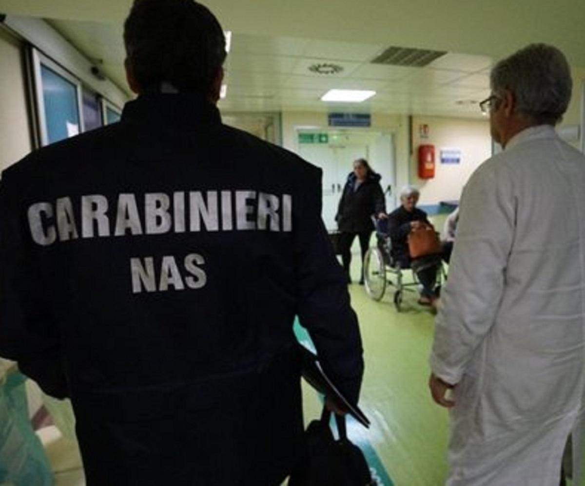 Camilla Canepa genitori documenti Nas patologia