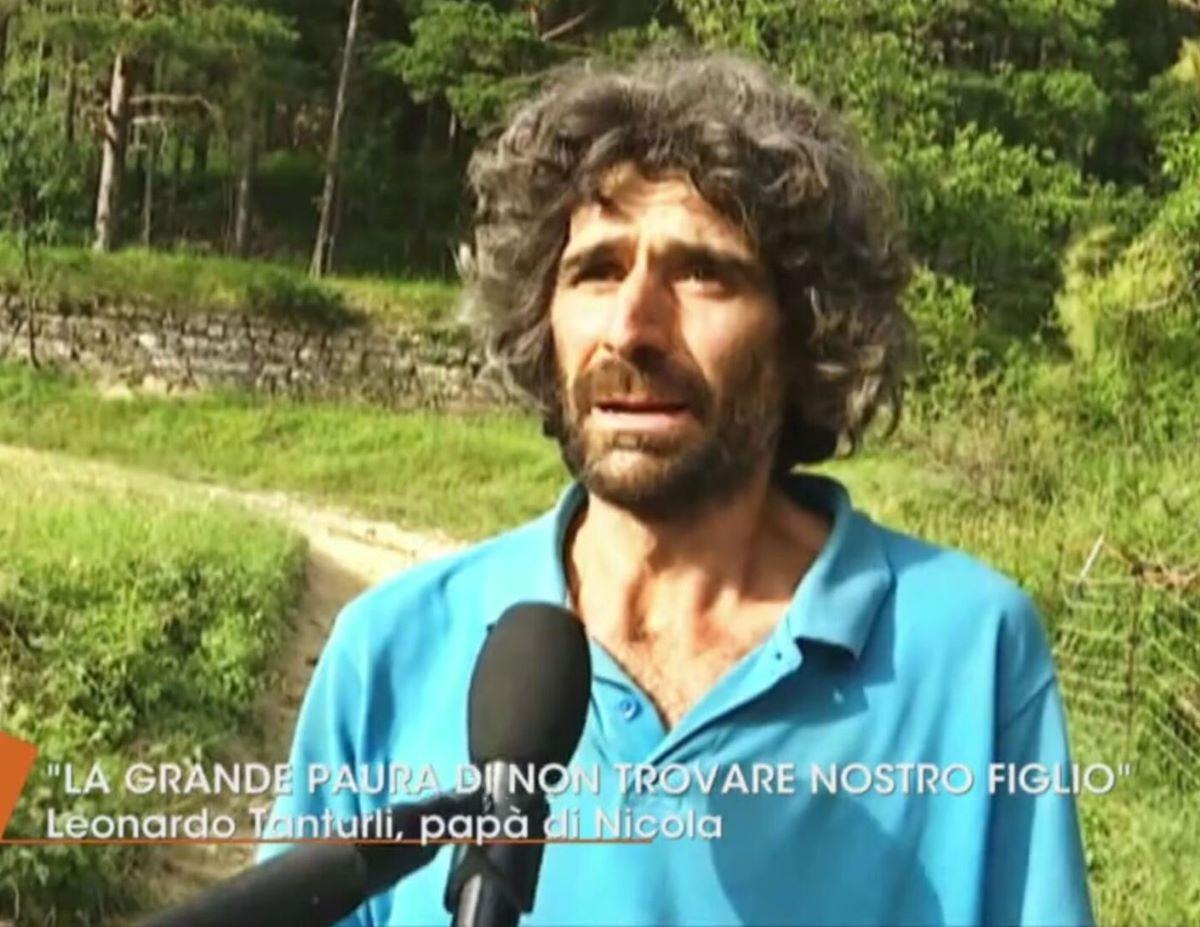 Nicola Tanturli Perché Era a 3 Chilometri da Casa Spiegazione Papà Leonardo