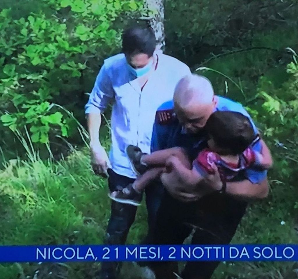 Giuseppe Di Tommaso come vive famiglia nicola