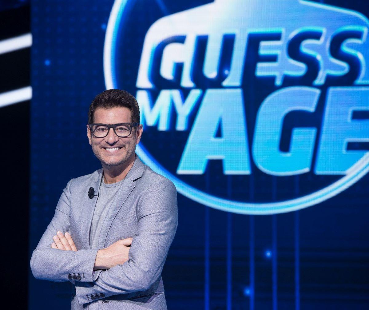 Enrico Papi Via Tv8 Guess My Age Successore Max Giusti