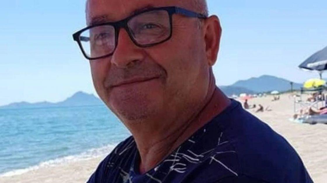 Fernando Porcu Morto Sardegna Mare