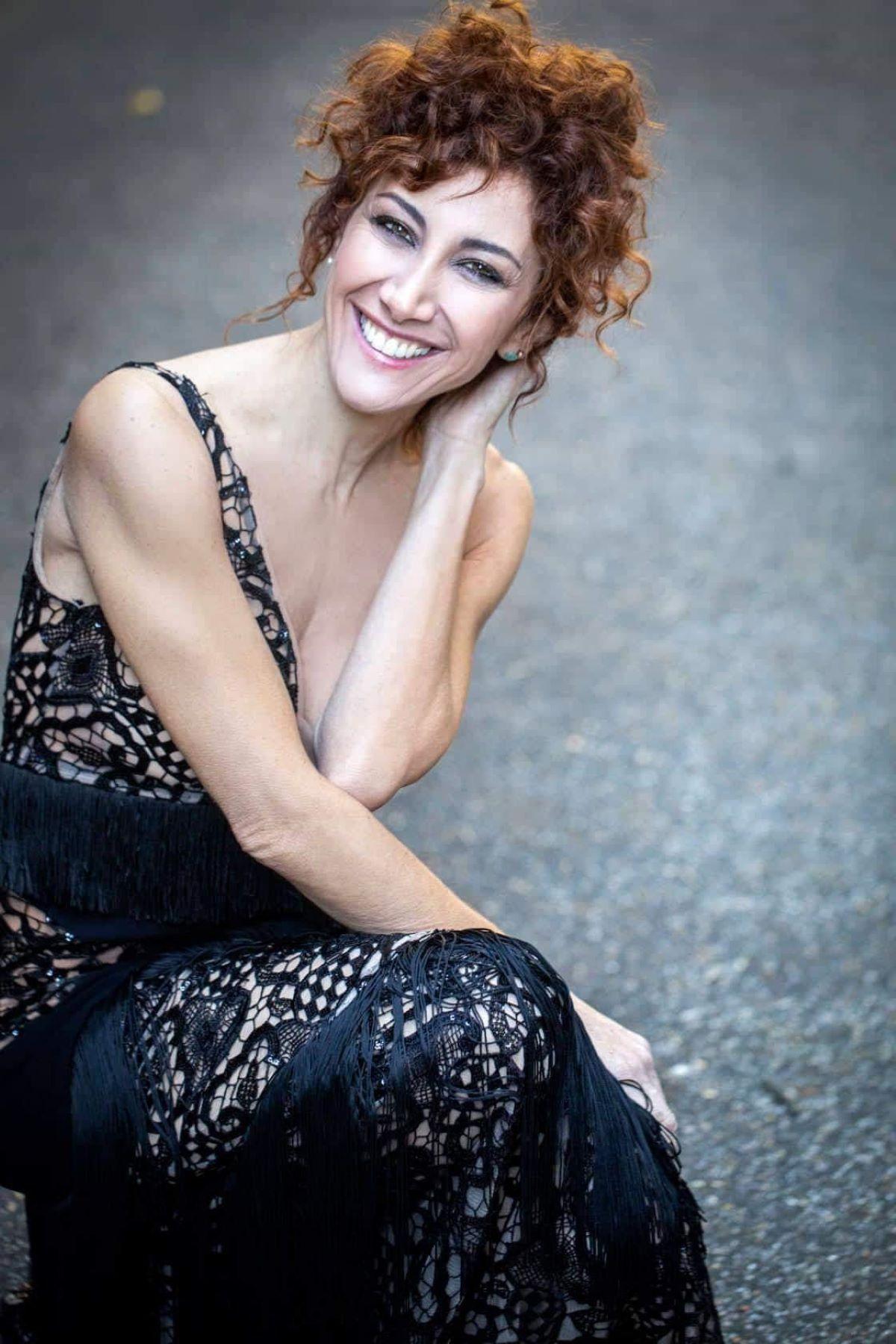 Roberta Garzia Attrice Mamma Piccolo Jacopo