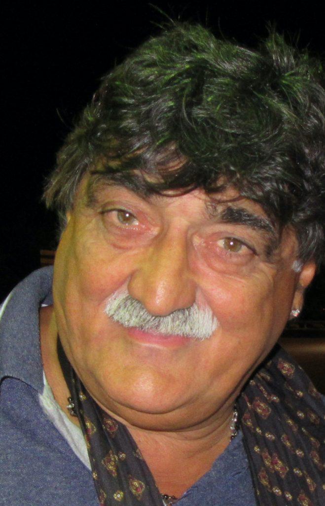 Roberto Da Crema pescatore