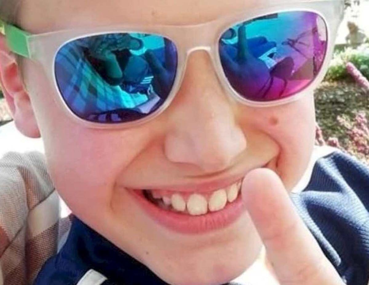 Samuele Racca Bimbo 10 anni Morto Roero Travolto Grano