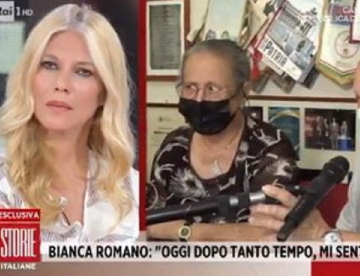 Denise Pipitone Piera Maggio Storie Italiane lettera commozione