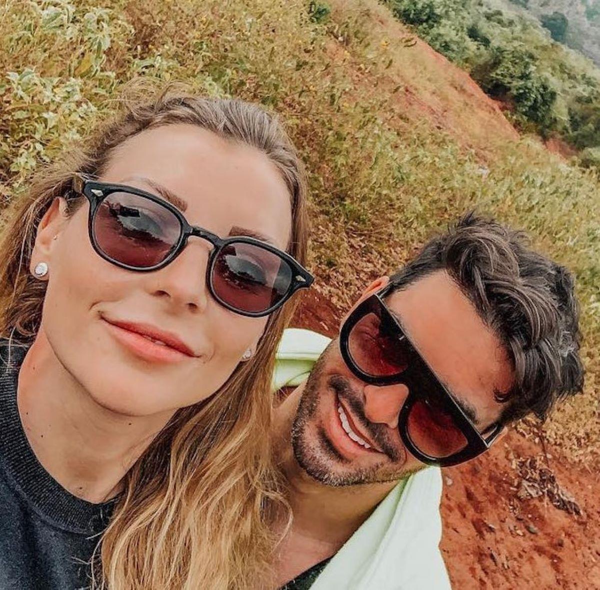 Tara Gabrieletto Cristian Gallella Dettaglio Instagram