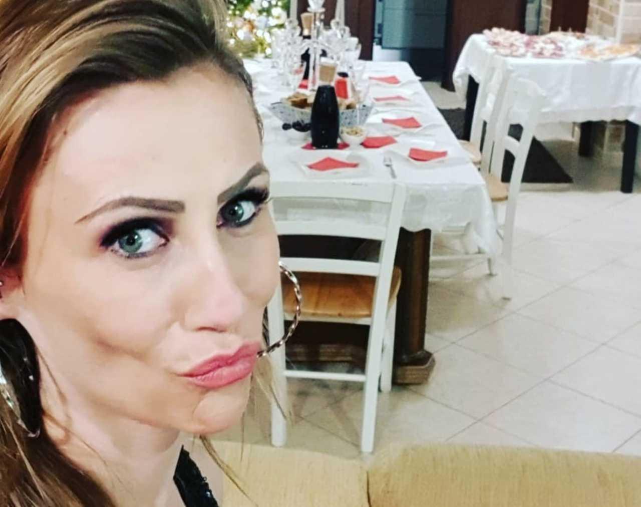 Ursula Bennardo Annuncio Instagram Guarita Covid