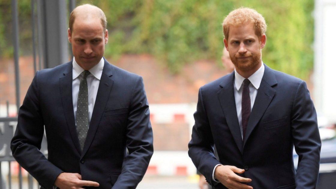 Harry William Prove Pace Dopo Inaugurazione Statua Lady Diana