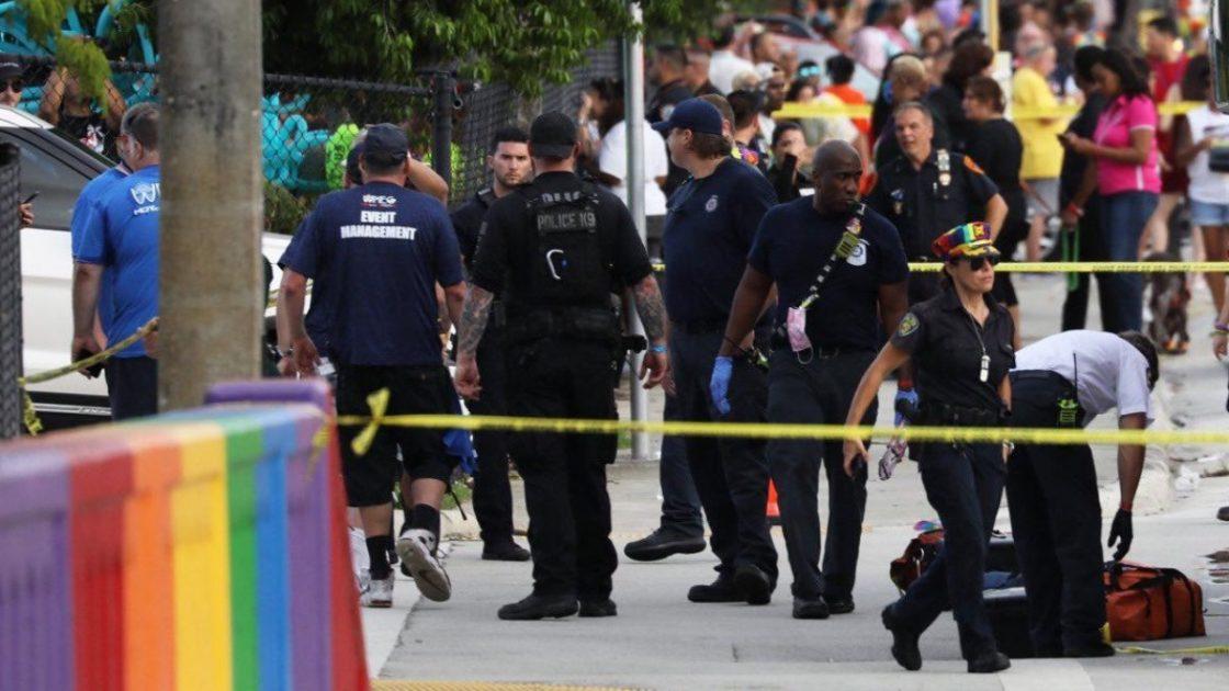 incidente gay pride morto