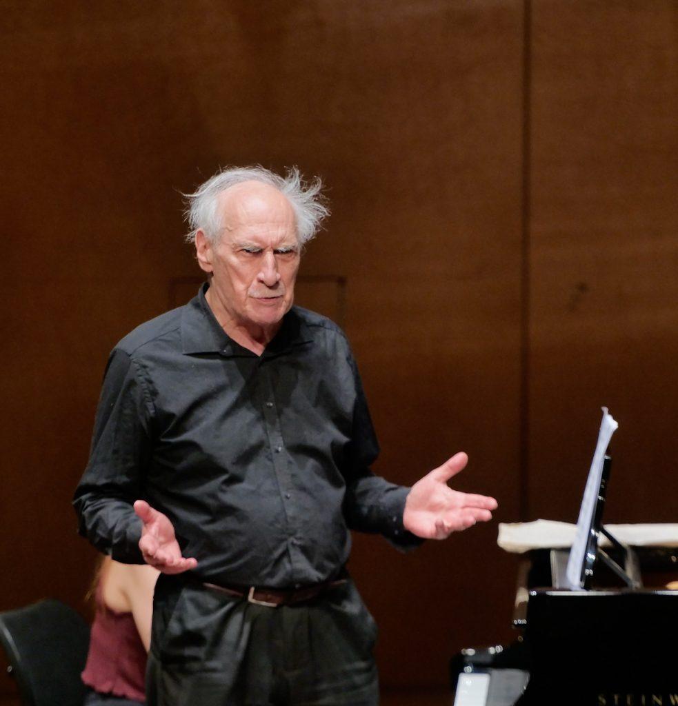 Frederic Rzewski morto pianista