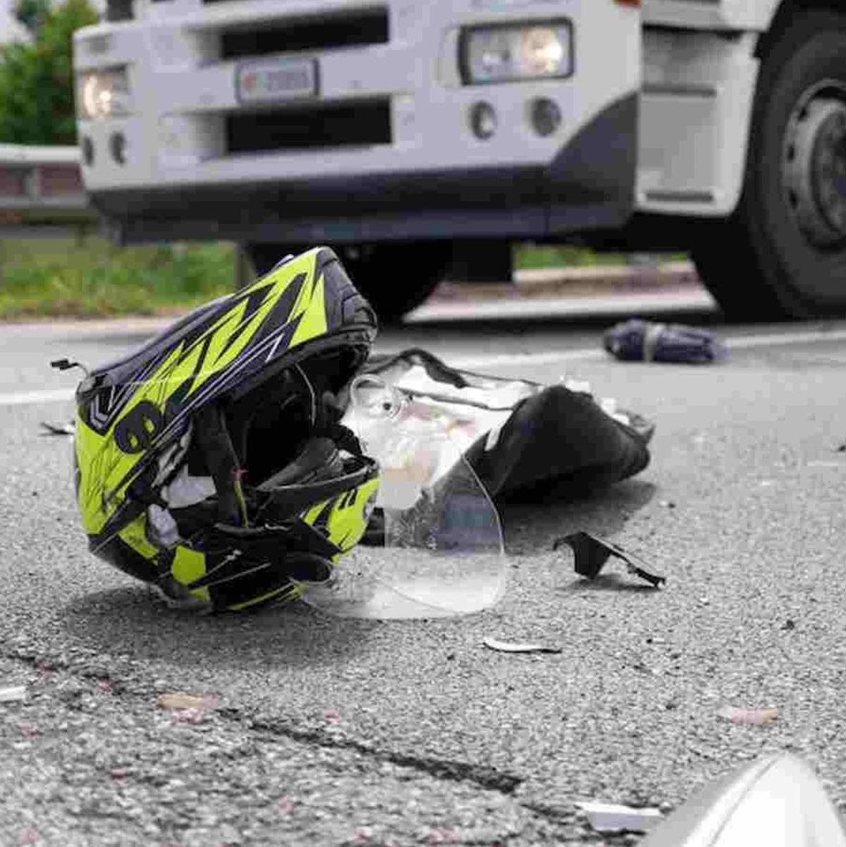 Samuele Santi incidente morto