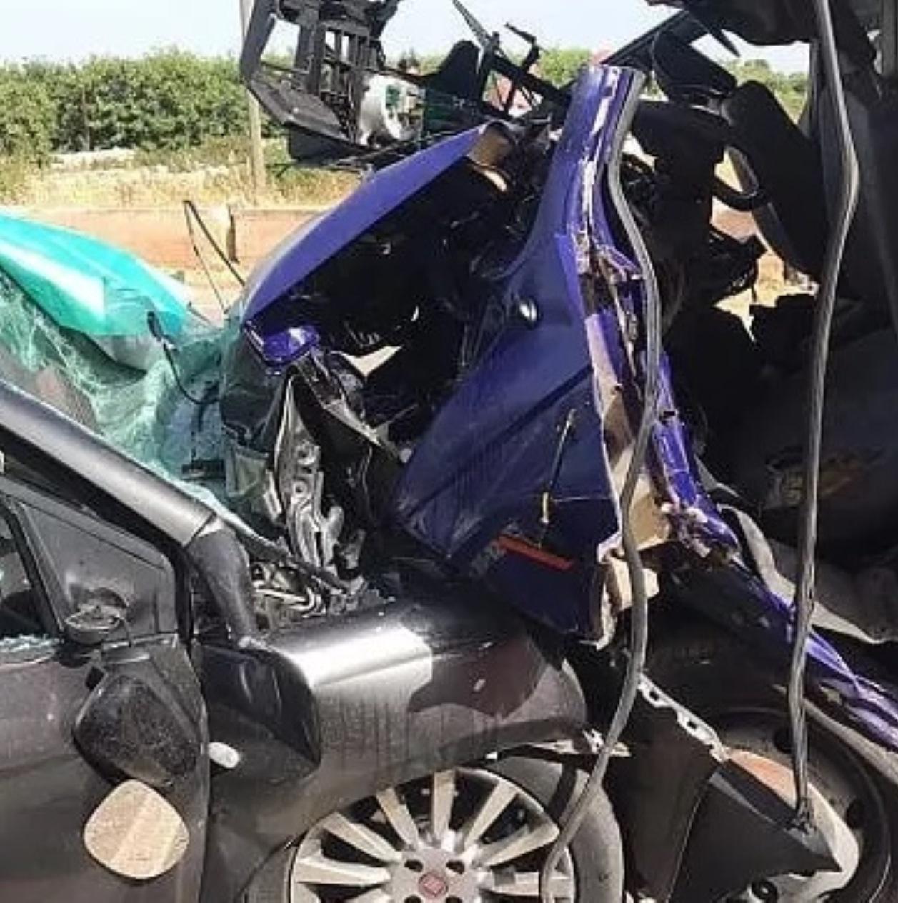 incidente putignano morti madre figlio