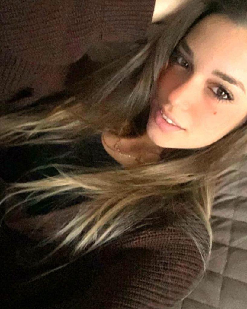 Luana D'Orazio manomissione