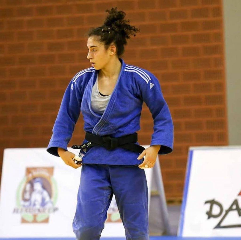 sara corbo judo