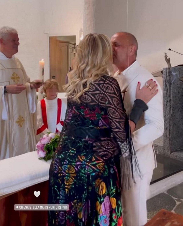 Sinisa Mihajlovic Arianna Rapaccioni 25 anni matrimonio