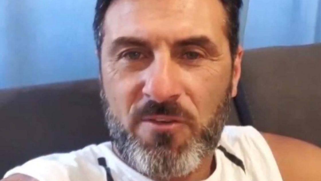 Sossio Aruta covid licenziato