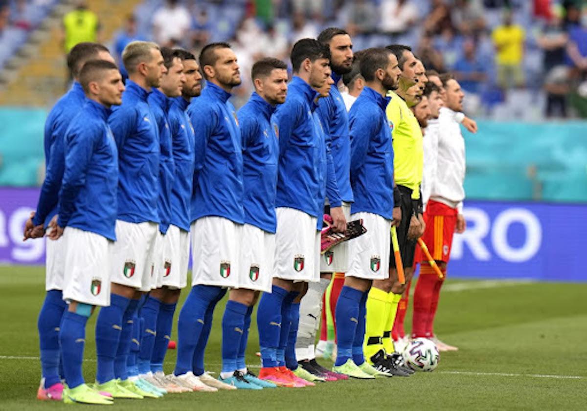 tg 1 tifosi italia galles