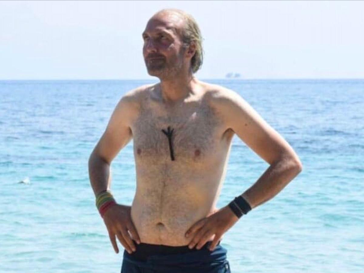 Ubaldo Lanzo, coming out dopo l'sola dei Famosi 2021