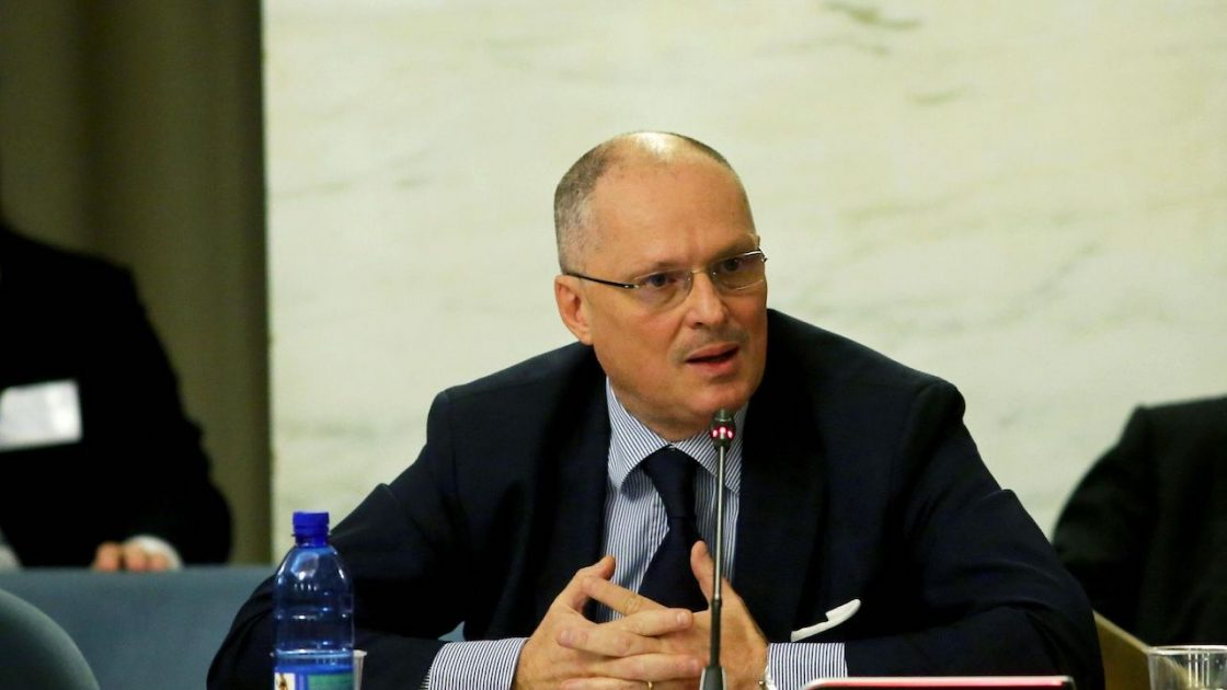 Walter Ricciardi lockdown ottobre