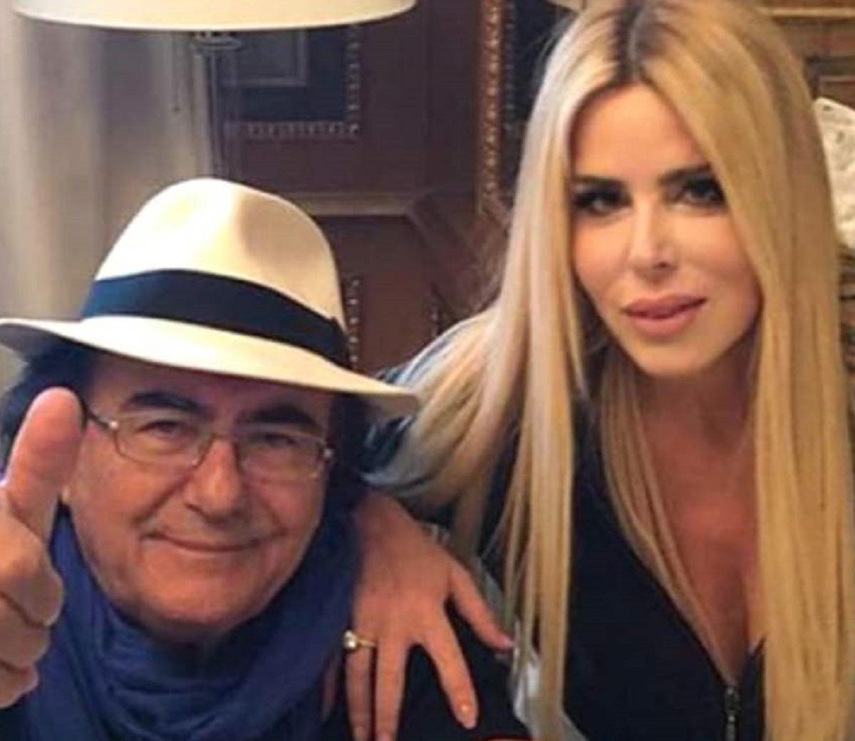 Loredana Lecciso Albano Carrisi confessione intima