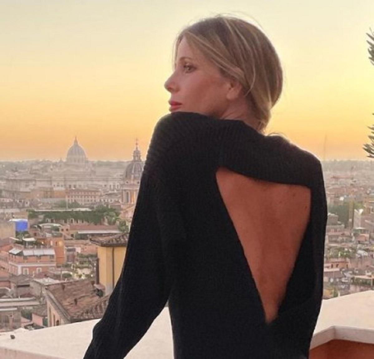 Alessia Marcuzzi nuovo progetto trattativa