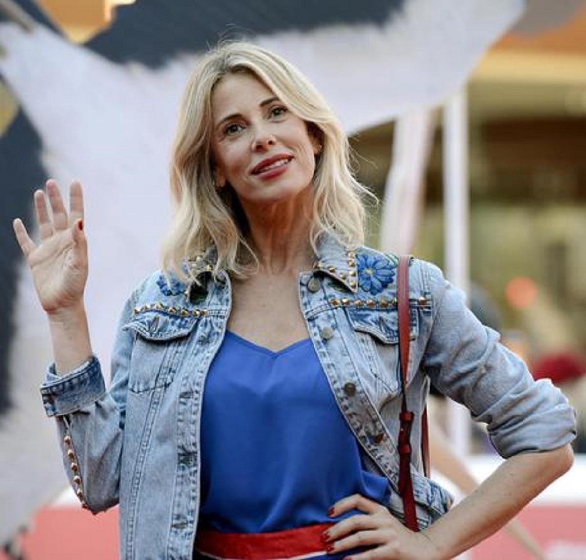 Alessia Marcuzzi futuro tv Alessandro Cecchi Paone